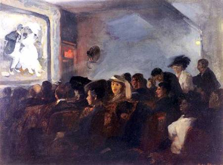 John Sloan,Movies,Five Cents 1907